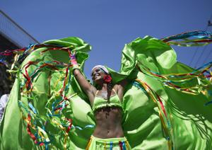 Brazil's Carnival: Flesh, booze, dancing - and the Zika virus
