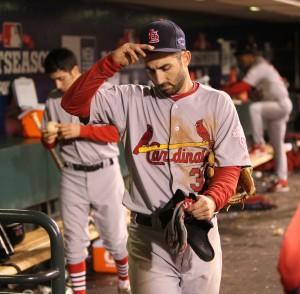 Welcome Matt: The Cardinals' home plate play