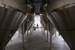 O'Fallon Brewery readying for spring opening of $10 million facility