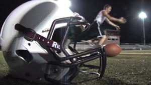 VIDEO: St. Charles West Warriors begin season with midnight practice
