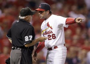 Bernie: Matheny 'best' at piling up wins