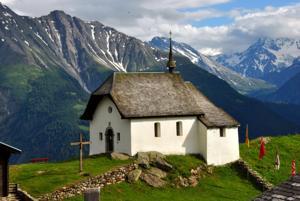 Mesmerized by the Matterhorn