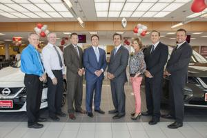 Bommarito Nissan West is where cutting-edge technology meets the human touch