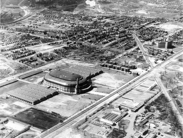 The St Louis Arena 1929 News