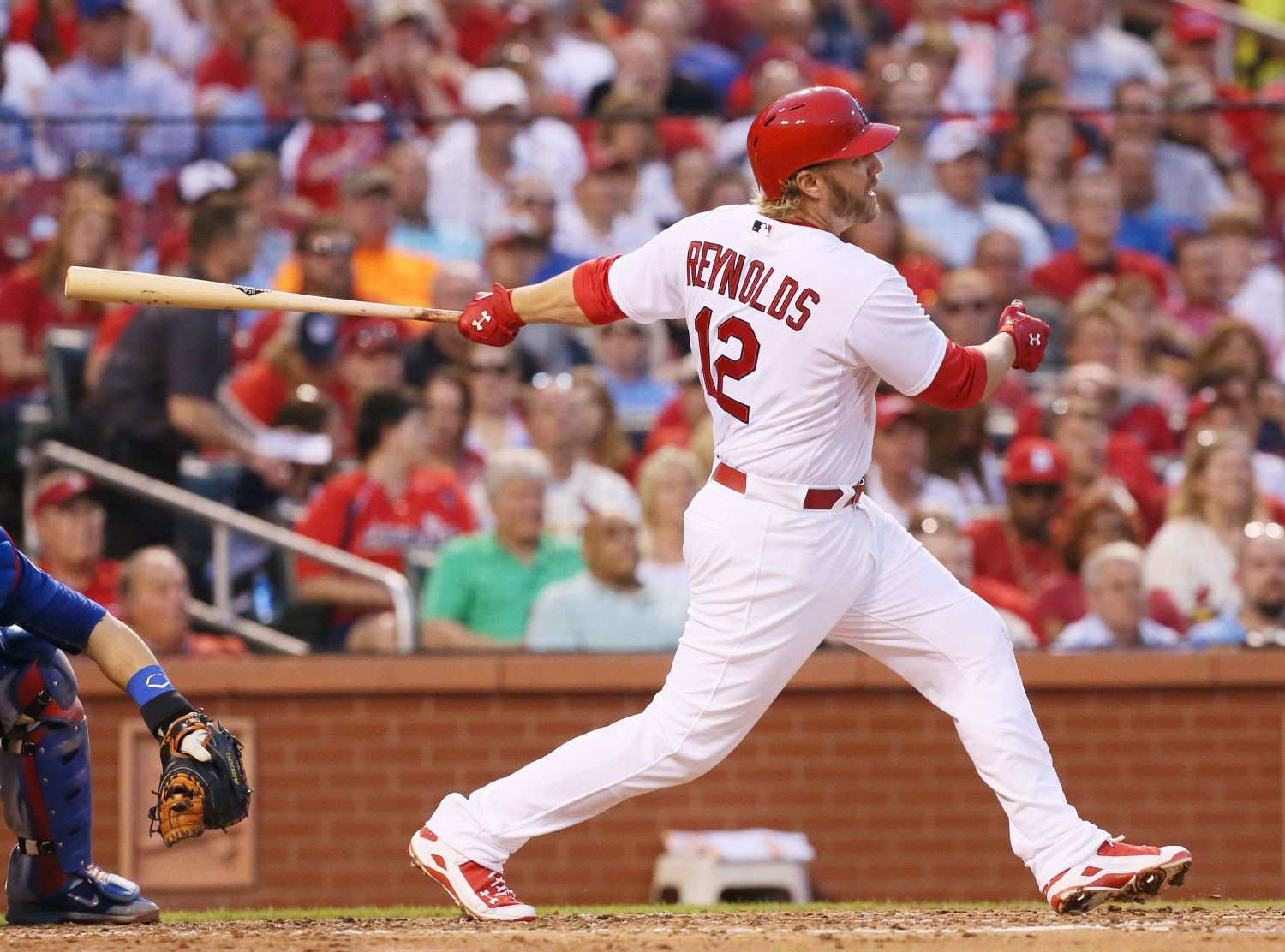 Bernie: Cards getting a boost from Reynolds
