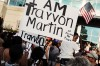 Hundreds protest Zimmerman acquittal.