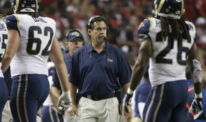 Rams taking no chances with offensive line