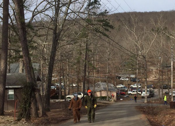 Coroner: Body of missing Iron Co. toddler found in van near home