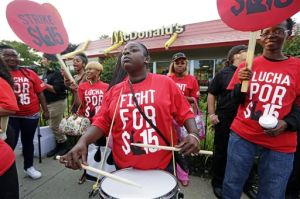 McDonald's seeks names of workers who spoke with union