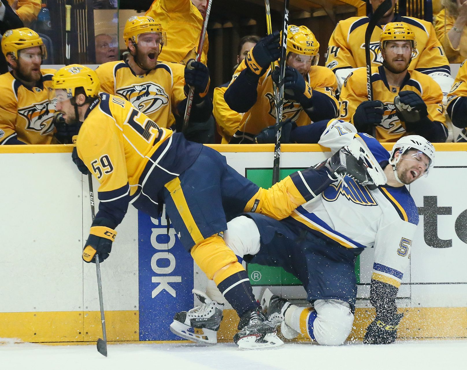 Yeo: Blues 'weren't Even Competitive' In Game 3 Defeat