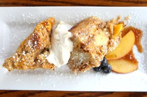 Special Request: Big Sky's bread pudding is seasonal