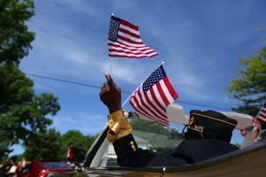 Big turnout for Alton Memorial Day Parade