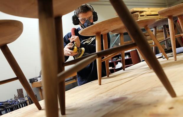 Missouri Wood Missouri Furniture A Start Up Aims To Make