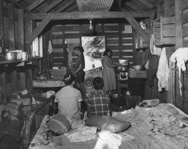 Living In A Migrant Worker S Shack News
