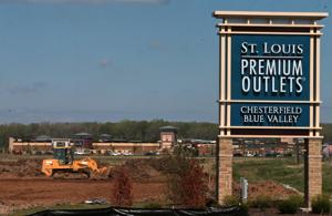 Chesterfield flexing muscle as retail hub