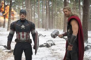In 'Age of Ultron,' the Avengers get humane
