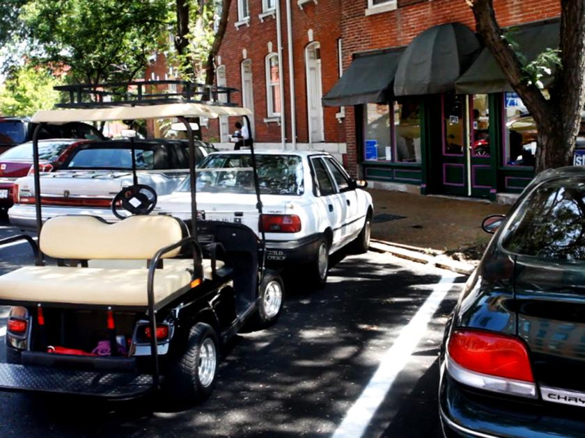 Town And Country Reaffirms Ban On Golf Carts On Streets