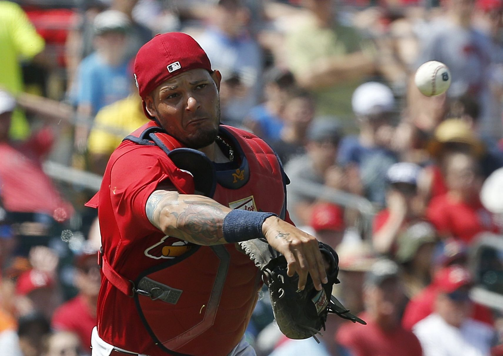 BenFred: Putting Molina's All-Star run into perspective