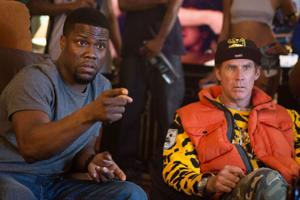 'Get Hard' is raunchy, outrageous, but still feels a little too safe