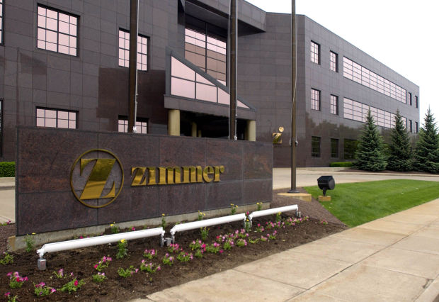 Zimmer buying biomet in deal valued at billion for Zimmer holdings