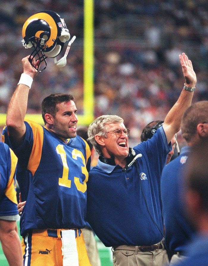 fisher faces many reminders of super bowl loss to rams