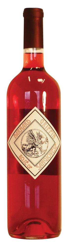 Wine Finds: Sangiovese dry rosé from Washington state