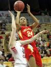 Girls basketball player of the year: Napheesa Collier, Incarnate Word