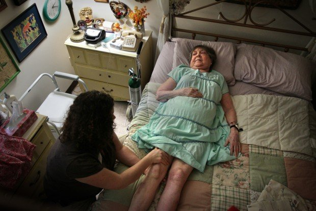 is hospice a better way to die lifestyles