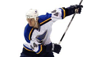 Tipsheet: Blues' All-Hall team would dominate