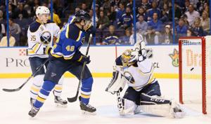 Blues are trying to solve power-play mystery