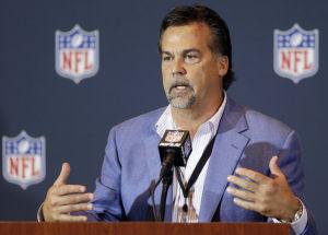 Rams awarded 3 extra draft picks