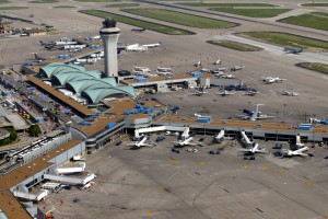 Gunfire prevents airplane landings at Lambert