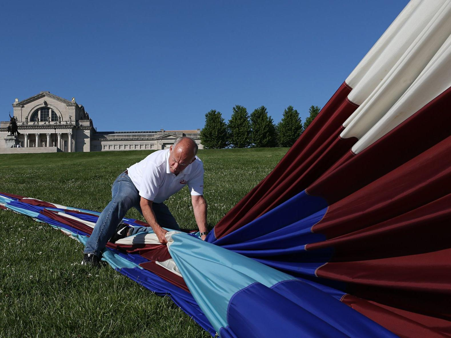 Forest Park Balloon Glow And Launch Will Be Moved To Art
