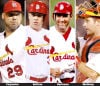 CARDS' BEST FREE AGENTS
