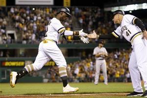 Tipsheet: McCutchen's MVP pace powers Pirates