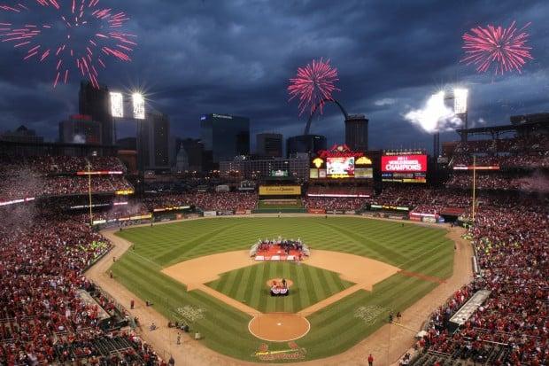 World Series Victory Parade To Busch Stadium News