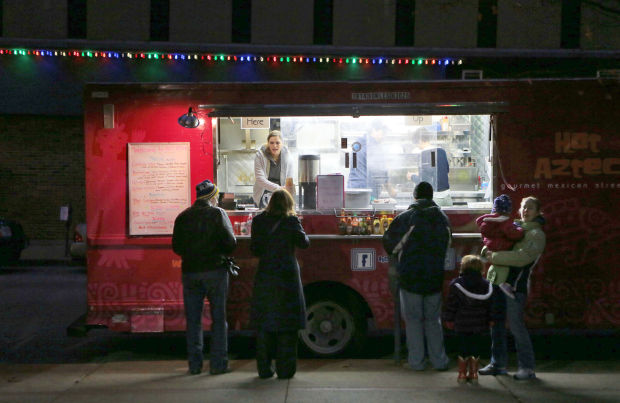 Despite the odds, the St. Louis food-truck scene continues to grow : Entertainment