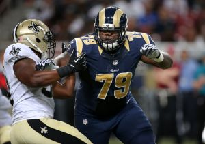 Bernie video: Rams need better O-line play