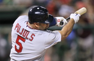 Images: Albert Pujols' career as a Cardinal