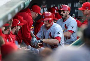 Game photos: Game 4 Cards v. Cubs