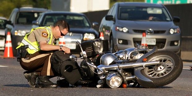 9 Passenger Suv >> Motorcycle crash ties up I-44 traffic near Eureka : News