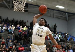 Goodwin's dunk is highlight of signature victory for Althoff