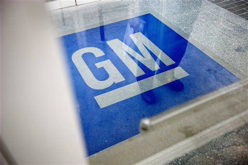 GM suspends third shift at 2 car factories as sales slow