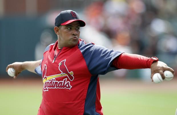 Baseball notes: Bengie Molina to - 44.5KB