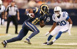 Rams offense shows up in loss to Colts
