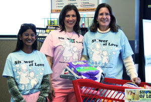 Shower of Love to get donations for infants