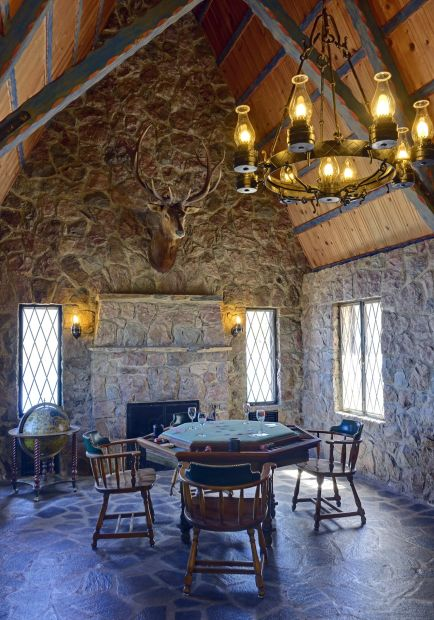 The Historic Mansions Of Lake Tahoe Travel Stltoday Com