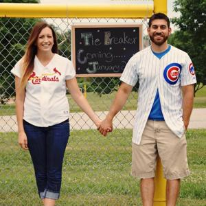 Houses are divided as Cards-Cubs rivalry heads to postseason