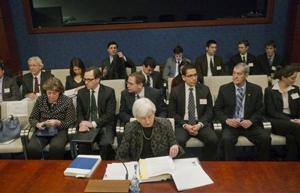 Fed's Yellen questions whether Wall Street ethics up to par