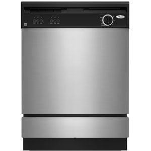 Stainless Steel Dishwasher Kenmore Stainless Steel